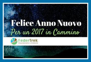 Buon Anno da FederTrek