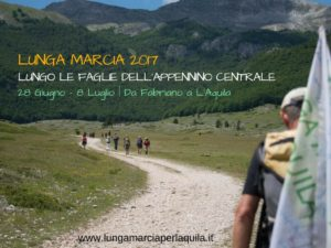 Lunga Marcia 2017
